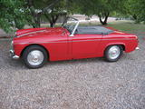 1961 MG Midget MkI