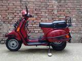 1991 Vespa COSA 1 Red Max Schnell