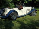 1951 MG D Type Midget