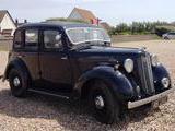 1937 Morris Minor Series II Saloon 4 door Blue Steve Denne