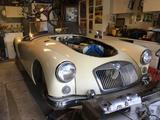 1960 MG MGA Twin Cam
