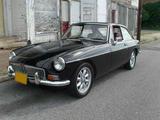 1967 MG MGB GT Black Mike Gassman
