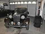 1951 MG TD Brown Angelo Gurreri