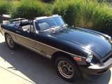 1980 MG MGB Limited Edition LE Black Kevin Friddle