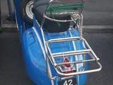 1962 Vespa VBB Standard 150 Chelsea Blue Jason C