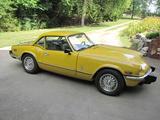 1978 Triumph Spitfire 1500 Yellow Richard Evans