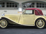 1938 MG TA Tickford