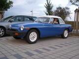 1976 MG MGB Tahiti Blue Harri Tiidus