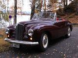 1955 Sunbeam Alpine Maroon Asbj rn Johannessen
