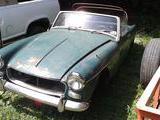 1967 MG Midget MkII