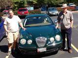 2007 Jaguar S Type