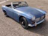 1969 MG Midget Blue Doran B