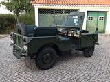 1952 Land Rover Series I Bronze Green Antonio Agostinho
