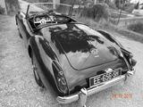 1960 MG MGA BRG patrick berki