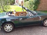 1992 Mazda MX 5 BRG Derek Blackburn