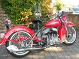 1948 Harley Davidson Pre War