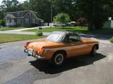 1974 MG MGB V6 Conversion