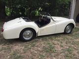 1960 Triumph TR3A Sebring Or Pearl White George Raffensperger