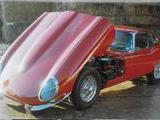 1962 Jaguar E Type Coupe