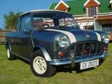 1969 Austin Mini Pick Up Dark Silver Peter Hollis