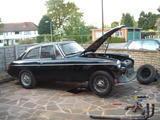 1975 MG MGB GT