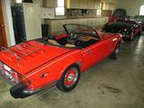 1976 Triumph Spitfire 1500 Red Adam Turner