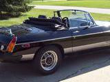 1980 MG MGB Black Robert Meyer