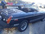 1980 MG MGB Limited Edition LE Black Jim M