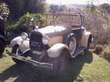 1928 Ford Model A Primer Tom van der Vyver