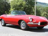 1968 Jaguar E Type Convertible