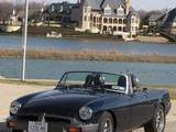 1979 MG MGB V8 Conversion BLUE Nick Pappas