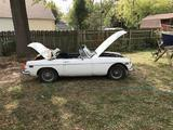 1972 MG MGB White Stanley H