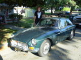 1967 MG MGB GT