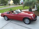 1980 MG MGB Red Scott Ward