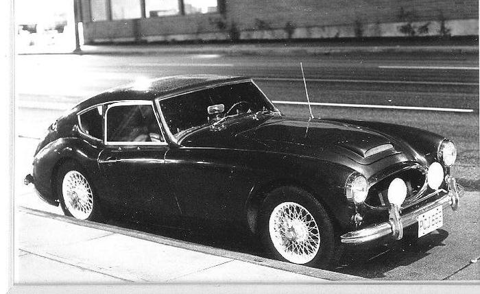 MGC gearbox in 3000 : The 3000 Forum : Austin-Healey