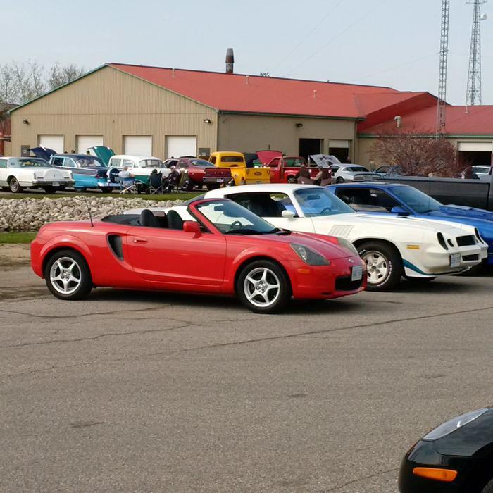 Toyota Supra For Sale In Pa: 2002 Toyota MR2 Spyder (JT12345678901234) : Registry