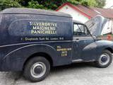 1956 Morris Oxford Van