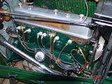 1932 MG F Type Magna Castrol Green Keith Schafferius