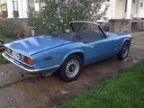 1972 Triumph 1500 Blue Mark Pieper