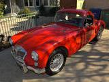 1962 MG MGA MkII Coupe Chariot Red Chris R