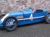 1926 Sunbeam Two Litre Blue Wes Raynor