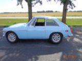 1974 MG MGB GT Bermuda Blue Charles W