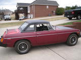 1977 MG MGB Damask John P