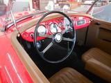 1960 MG MGA 1600 Red Pete Rogers