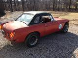 1975 MG MGB V6 Conversion Orange Mark Durbin