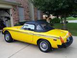 1978 MG MGB Yellow Wally McCoy