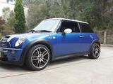 2005 BMW MINI John Cooper Works