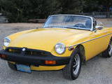 1974 MG MGB MkIV 9561 Competition Yellow Peter Labermeier