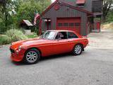 1971 MG MGB GT Orange Ryan Heck