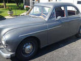 1958 MG Magnette ZB Is Gray Will Be A Two tone Sergey Lavrovskiy